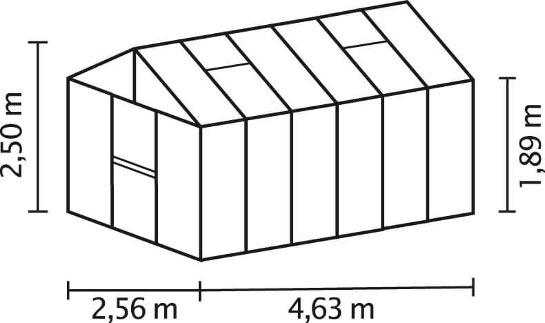zeus 11900 266 x 473 cm garlivo. Black Bedroom Furniture Sets. Home Design Ideas